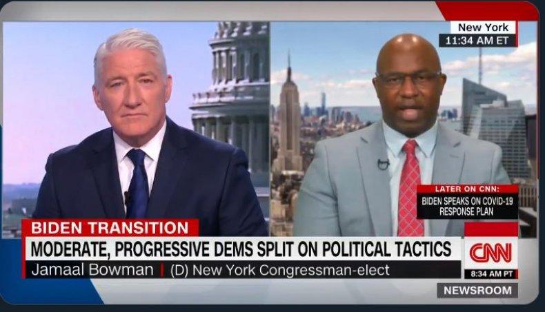 jamaal bowman progressive house democrats