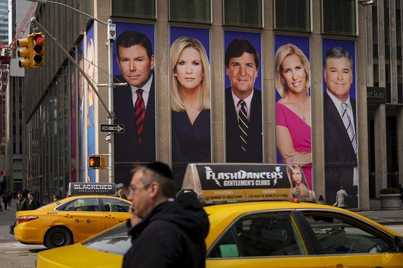 Fox News building