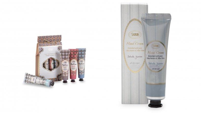 sabon mini hand cream kit