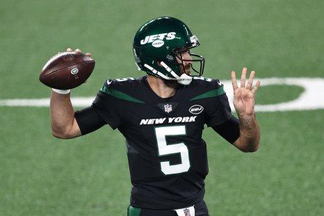 Joe Flacco, New York Jets