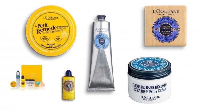 l'occitane shea butter collection