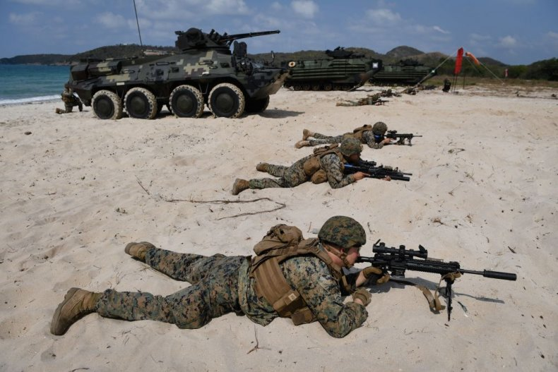 U.S. Marines Military