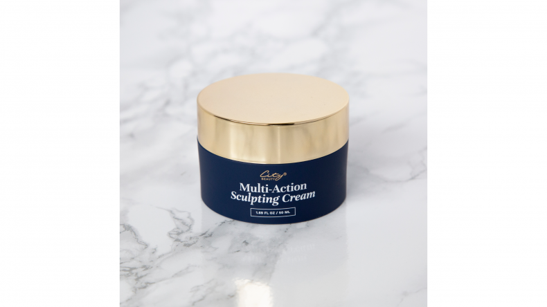City Beauty Multi-Action Sculpting Cream (from above)