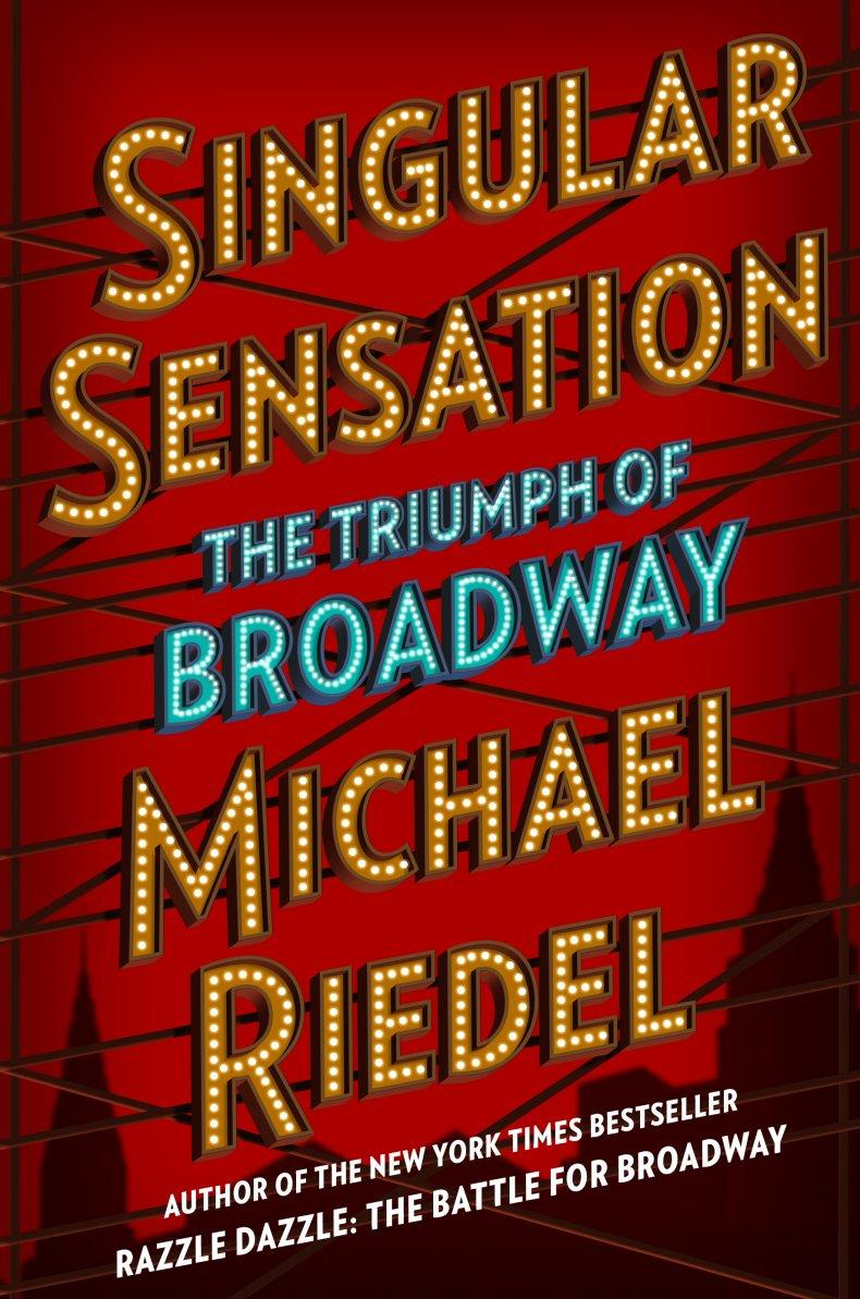 singular sensation cover
