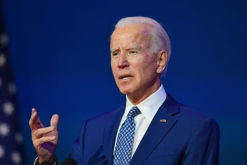 Joe Biden, US Elections