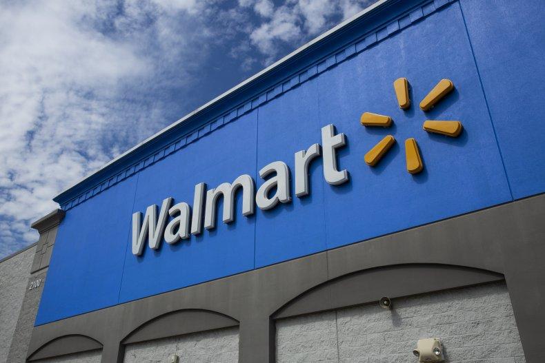 Walmart shop New Jersey