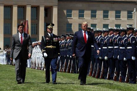 pentagon funding bill overseas wars