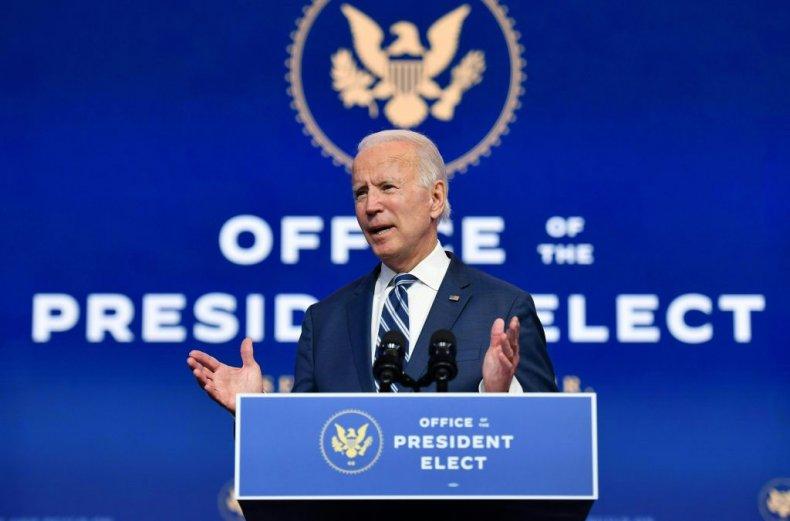 President-elect Joe Biden