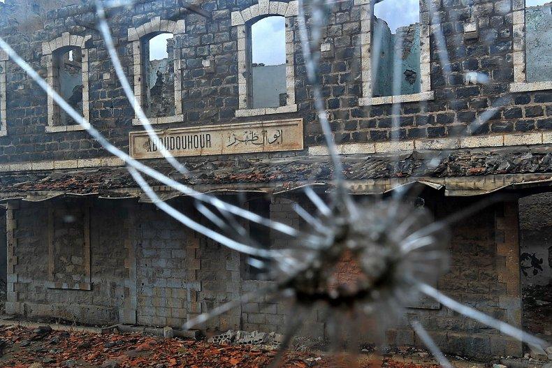 syria, train, aleppo, damascus, reconstruction, war