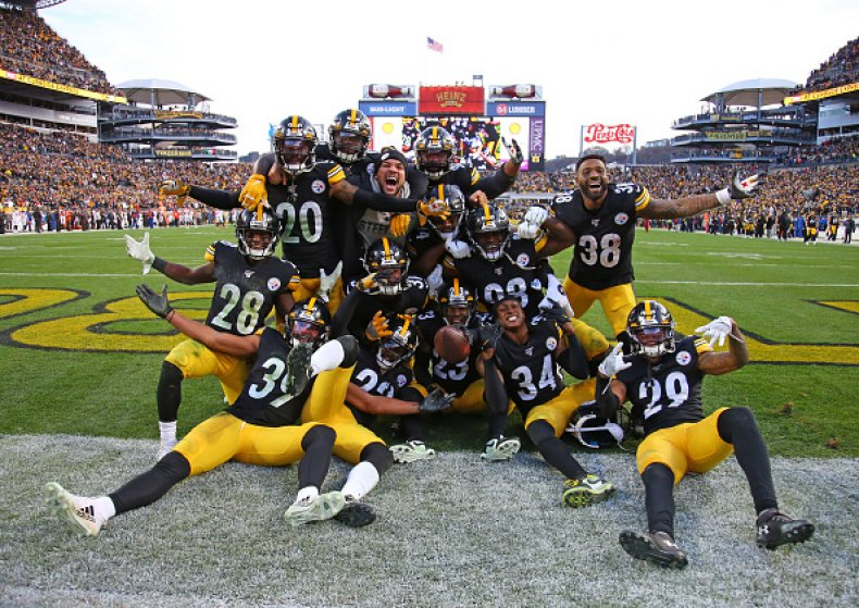 Pittsburgh Steelers and Cleveland Browns