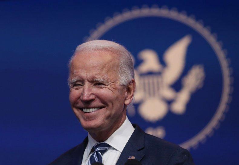 President-elect Joe Biden Addresses the Media