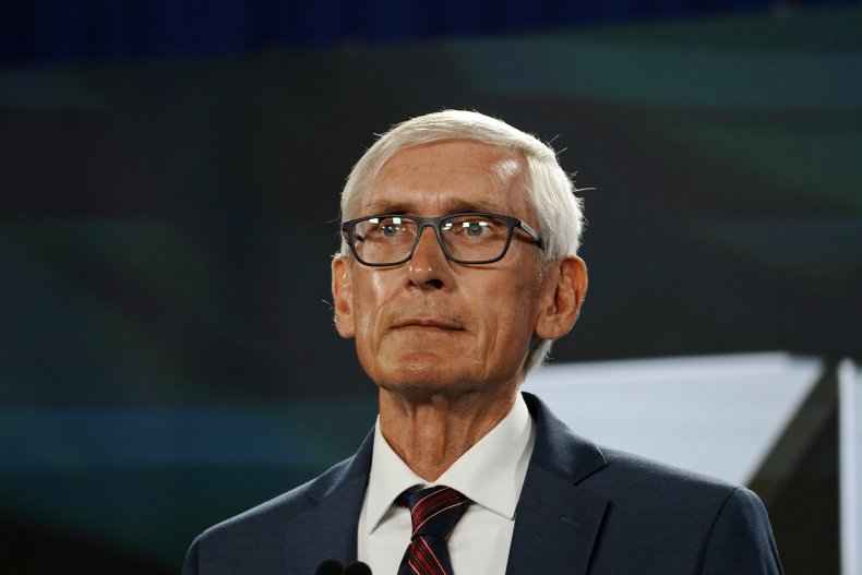 Tony Evers at virtual DNC August 2020