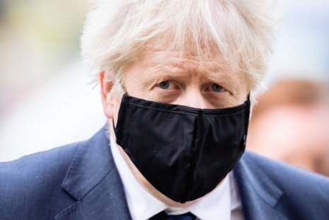 Boris Johnson on Remembrance Day 2020