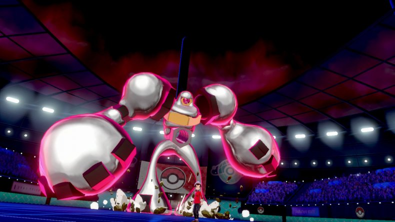 pokemon sword shield gigantamax melmetal