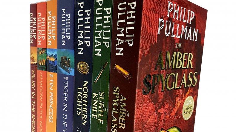 his dark materials books philip pullman