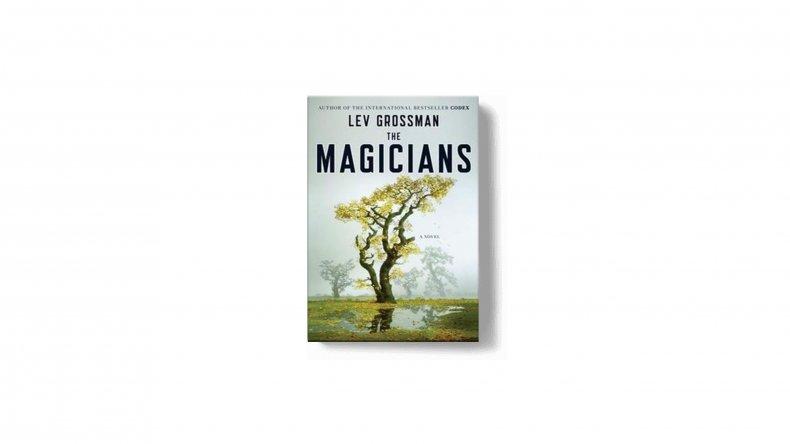 the magicians book lev grossman