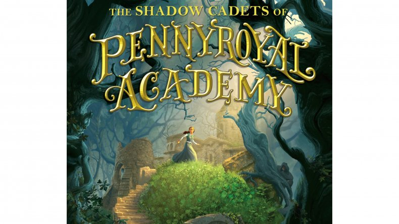 pennyroyal academy book ma larson