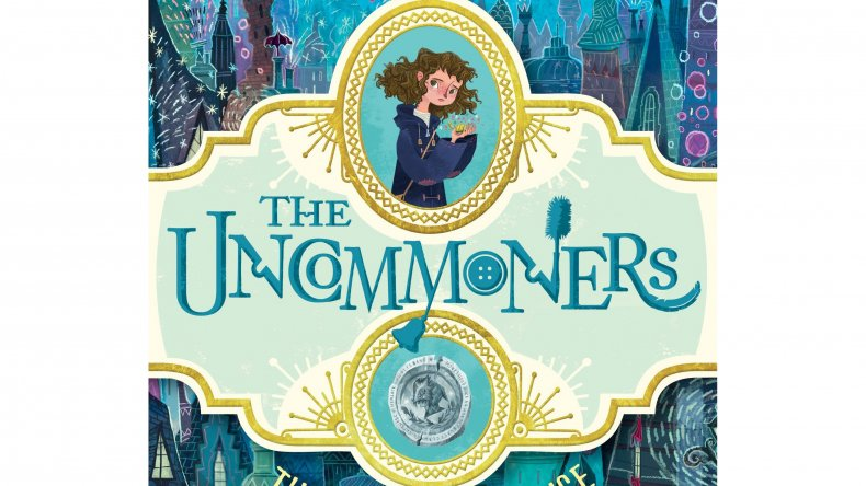 the uncommoners book jennifer bell
