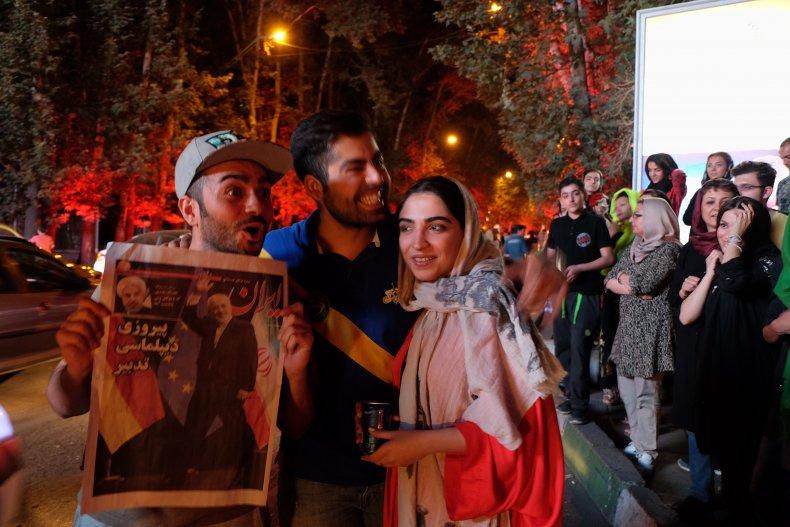 iran, newspaper, nuclear, deal, announcement