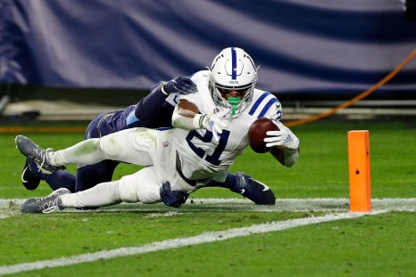 Nyheim Hines, Indianapolis Colts