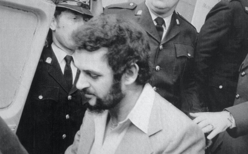 Yorkshire Ripper Peter Sutcliffe