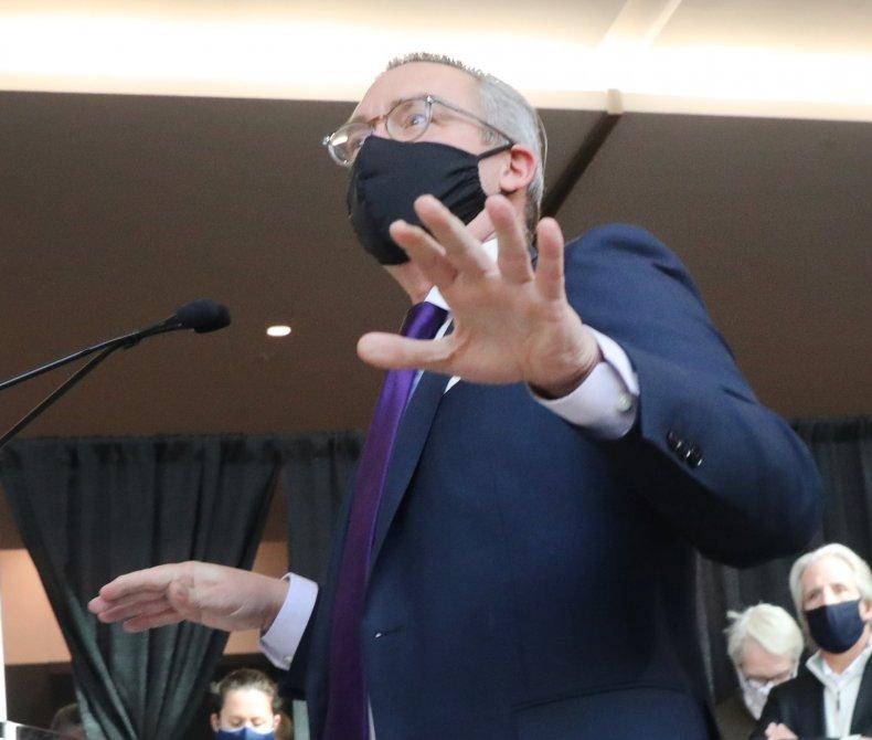 Philadelphia Commissioner Al Schmidt