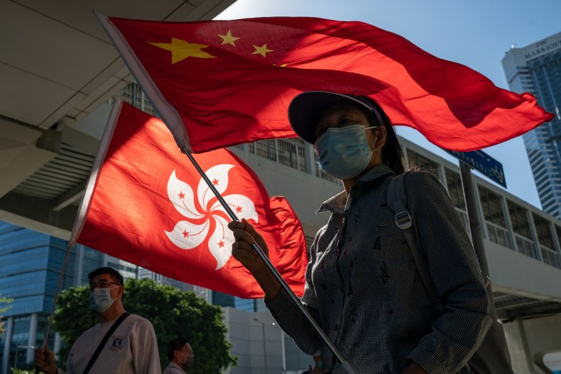 Hong Kong, China, biden, LegCo, Trump, election