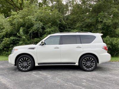 2020 Nissan Armada Review