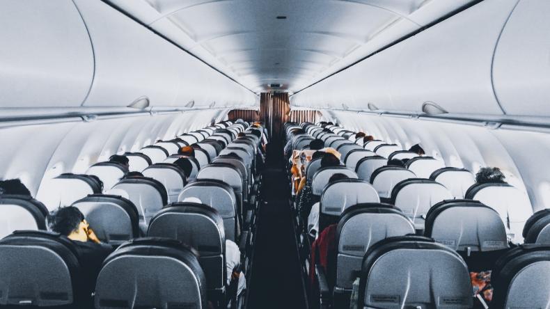 plane-aisle