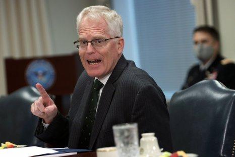Acting Secretary of Defense Christopher Miller