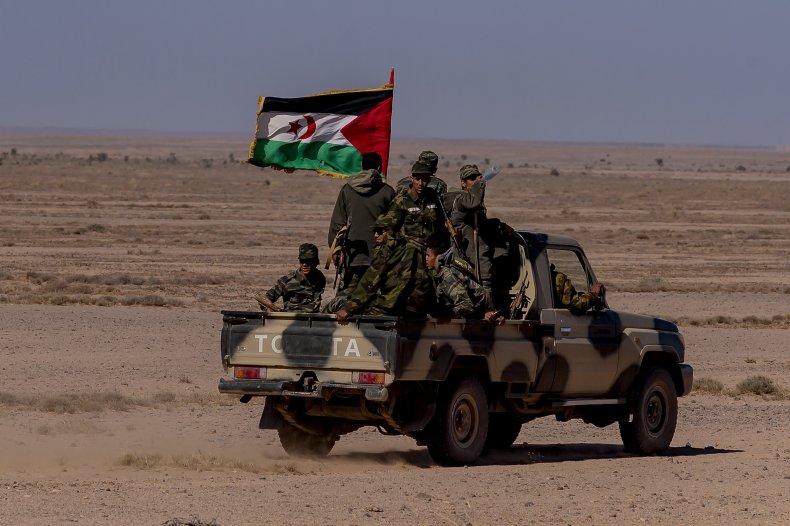 Polisario Front, Morocco, Western Sahara, Joe Biden