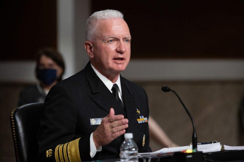 Admiral Brett Giroir
