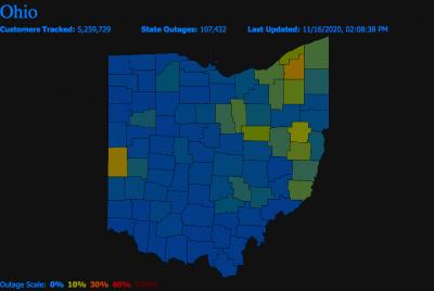 Ohio Power Outage