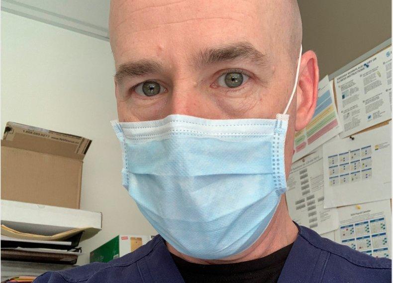 Mike Hastings, covid, coronavirus