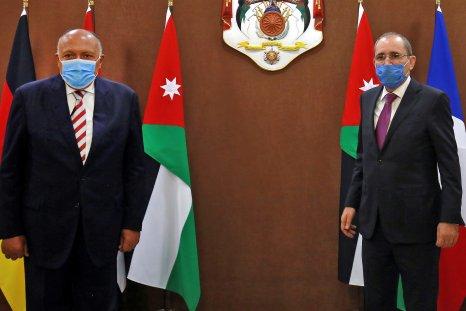 Jordan Egypt