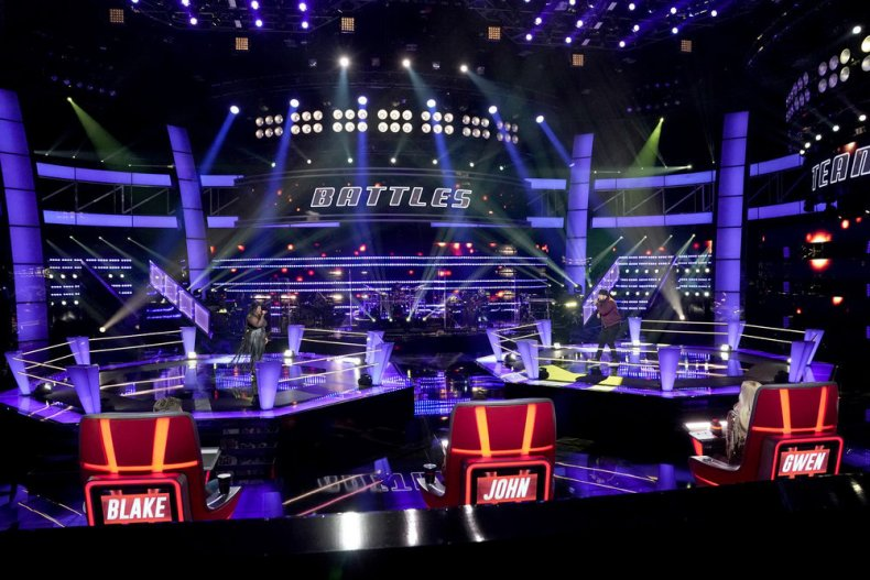 Watch These Contestants on 'The Voice'