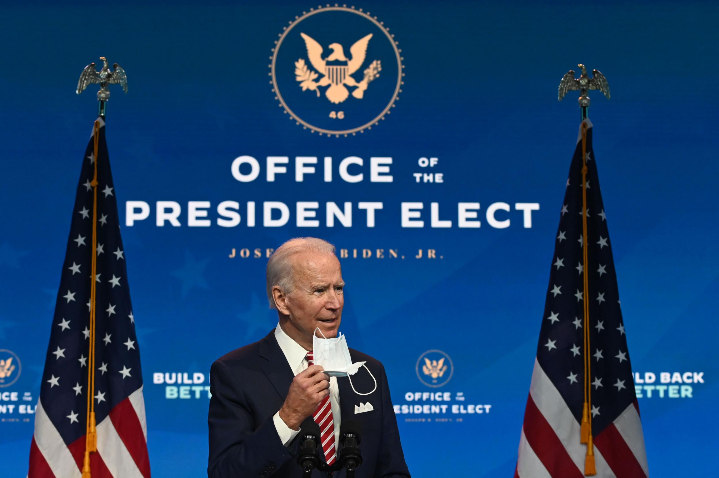 Federal official blocking Biden's transition secretly seeks new job for 2021