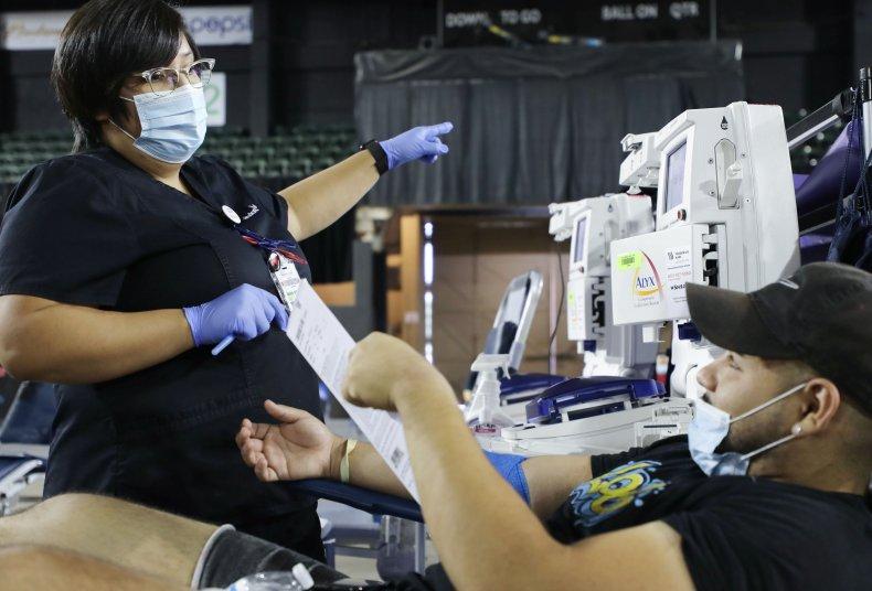 El Paso COVID-19 airport hospital morgues coronavirus