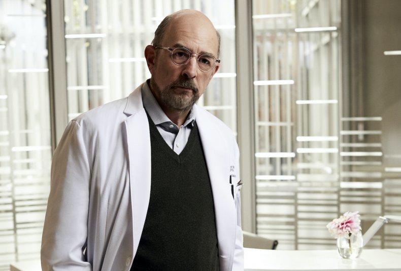 the good doctor richard schiff coronavirus
