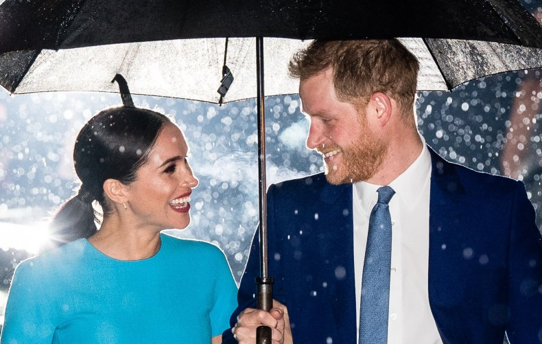 Meghan Markle, Prince Harry, Endeavour Fund Awards