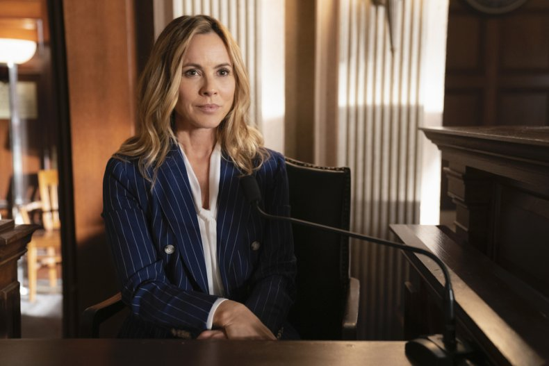 maria bello leaving ncis