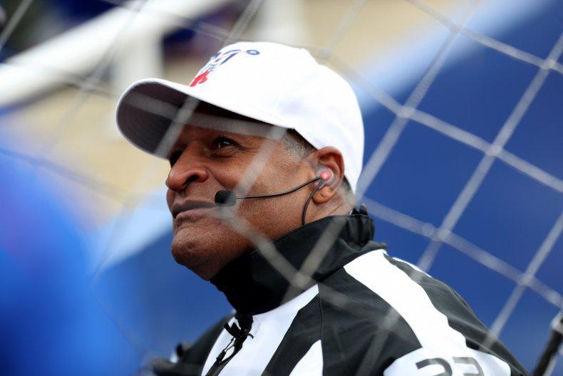 Jerome Boger, NFL