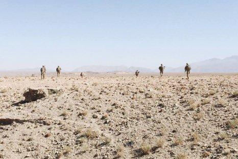 afghanistan, us, army, patrol, war