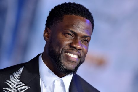 Kevin Hart Releases New Comedy Special 'Zero