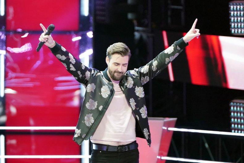 'The Voice' Contestants Meet Their Mega Mentor