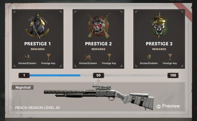 black ops cold war prestige explained