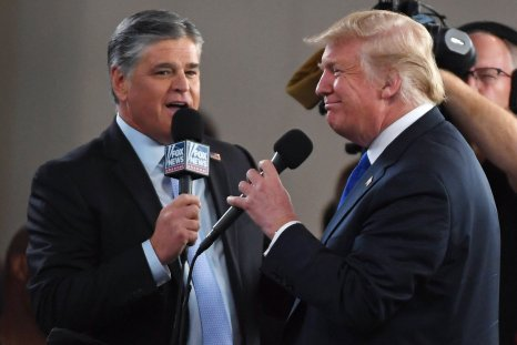 Hannity and Trump