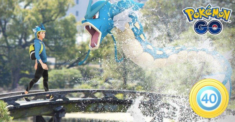 pokemon go level cap increase gyarados