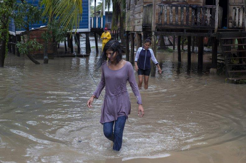 Iota Nicaragua
