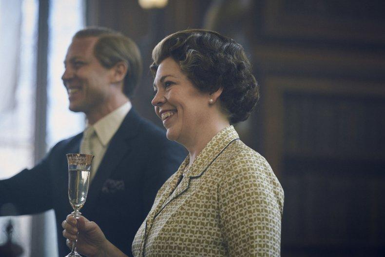 Queen Elizabeth II, The Crown, Netflix